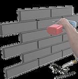 """Фасадная облицовочная бетонная панель - """"облицовочный кирпич"""", фото 7"""