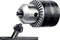 """Патрон ударный STAYER """"PROFESSIONAL"""" ключевой для дрели, 13 мм, с ключом в комплекте, посадочная рез 29055-13-1/2"""