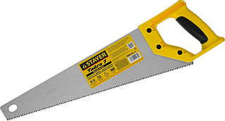 """Ножовка универсальная (пила) """"Тайга-7"""", 400мм,7TPI, закаленный зуб, рез вдоль и поперек волокон, для  15050-40_z02"""
