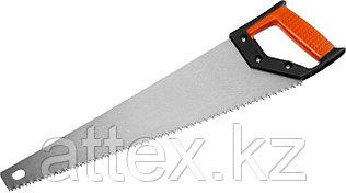 Ножовка по дереву (пила) MIRAX Universal 450 мм, 5 TPI, рез вдоль и поперек волокон, для крупных и с  1502-47_z01