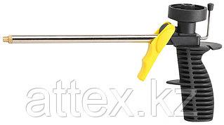 """Пистолет """"TOPGun"""" для монтажной пены, пластиковый корпус, STAYER  06860_z01"""