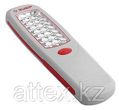Фонарь светодиодный ЗУБР, 24 LED с линзами, магнит, крючок для подвеса, 3АА Зубр 61814