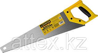 """Ножовка универсальная (пила) """"Тайга-7"""", 450мм,7TPI, закаленный зуб, рез вдоль и поперек волокон, для  15050-45_z02"""