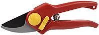 Секатор с пластиковыми рукоятками, плоскостной, 190 мм, GRINDA  8-423121_z01