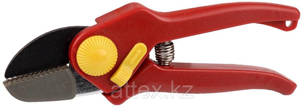 Секатор с пластиковыми рукоятками, контактный, 190 мм, GRINDA  8-423122_z01