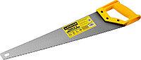 Ножовка ударопрочная (пила) STAYER ТАЙГА-5 500 мм, 5 TPI, быстрый рез поперек волокон, для крупных и  15061-50_z01, фото 1