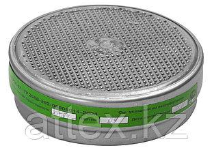 """Фильтрующий элемент для """"РПГ-67"""", марка """"К1"""" от паров аммиака, сероводорода, набор из 2шт  11142_z01"""