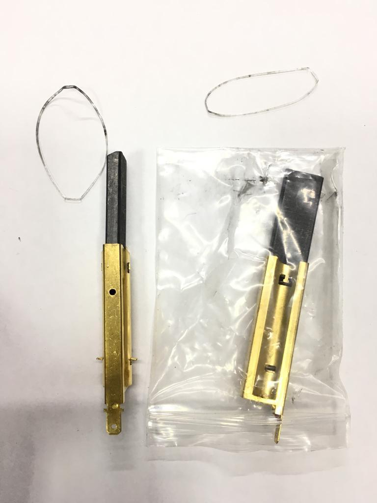Щетки для стиральной машины   5*12,5*37mm