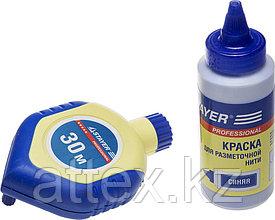 Набор STAYER Нить разметочная с синей краской в 2-хкомпонентном корпусе, 115гx30м 2-06383-H2