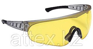 Очки STAYER защитные, поликарбонатные желтые линзы 2-110435
