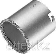 Коронка KRAFTOOL кольцевая с напылением из карбид вольфрама, 73мм  33401-73_z01