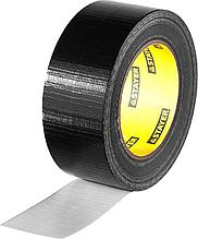"""Армированная лента STAYER """"PROFESSIONAL"""", универсальная, влагостойкая, 48мм х 45м, черная 12086-50-50"""