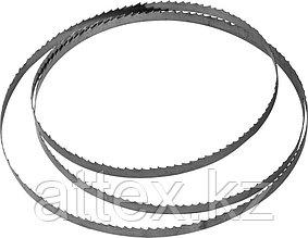 Полотно ЗУБР для ленточной пилы ЗПЛ-350-190, L-1425мм, H-8,0мм, шаг зуба-2мм (12TPI), материал: углерод сталь-65Г 155810-190-2