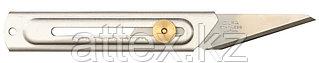 Нож OLFA хозяйственный с выдвижным лезвием, корпус и лезвие из нержавеющей стали, 20мм OL-CK-2