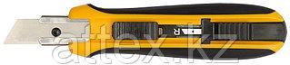 Нож OLFA с выдвижным трапецевидным лезвием, автофиксатор, 17,5мм OL-UTC-1