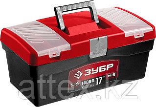 """Ящик для инструмента """"НЕВА-17"""" пластиковый, ЗУБР 38323-17"""