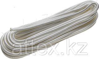 Фал ЗУБР капроновый, d=8,0 мм, 20 м, 1100 кгс, 35 ктекс 50210-08