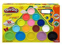PLAY-DOH.15 банок, фото 1
