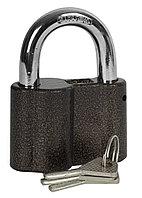 """Замок навесной ЗУБР """"МАСТЕР"""" общего применения, дисковый механизм секрета, ключ 7 PIN, дужка d-14мм, 3720_z01"""