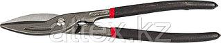 ЗУБР Ножницы по металлу цельнокованые, прямые, У8А, 320 мм  23015-32_z01