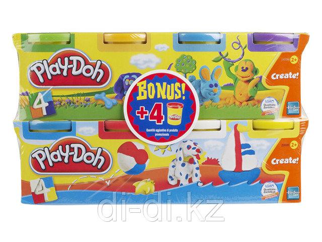 Пластилин PLAY-DOH.8 банок