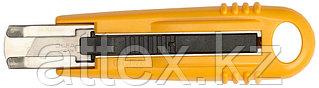 Нож OLFA с выдвижным лезвием и возвратной пружиной, 17,5мм OL-SK-4