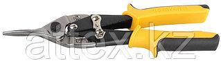 STAYER Ножницы по металлу HERCULES, прямые, Cr-Mo, 250 мм, серия Professional 2321
