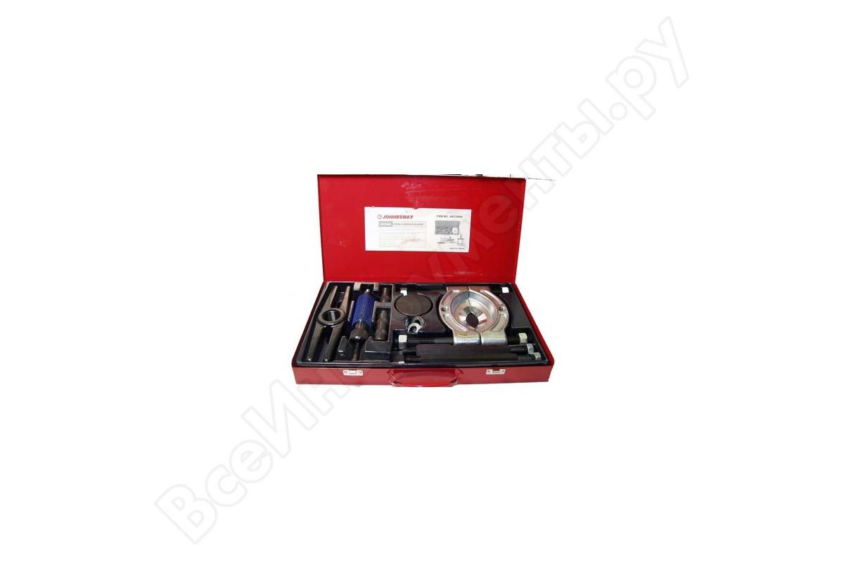 Cъемник с сепаратором и гидравлическим цилиндром в наборе, диапазон захватов 105-150 мм, глубина захвата 300