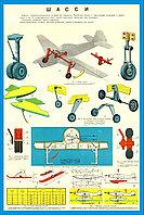 Плакаты для авиалюбителей Азбука авиамоделиста, фото 1