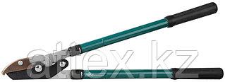 Сучкорез RACO с телескоп.ручками, 2-рычажный, с упорной пластиной, рез до 38мм, 630-950мм 4212-53/275
