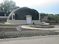 Купольный дом