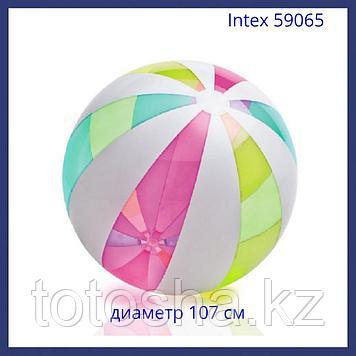 Intex Надувной мяч 107 см