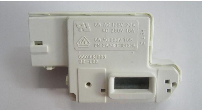 Устройство блокировки люка стиральной машины LG    6601ER1003A