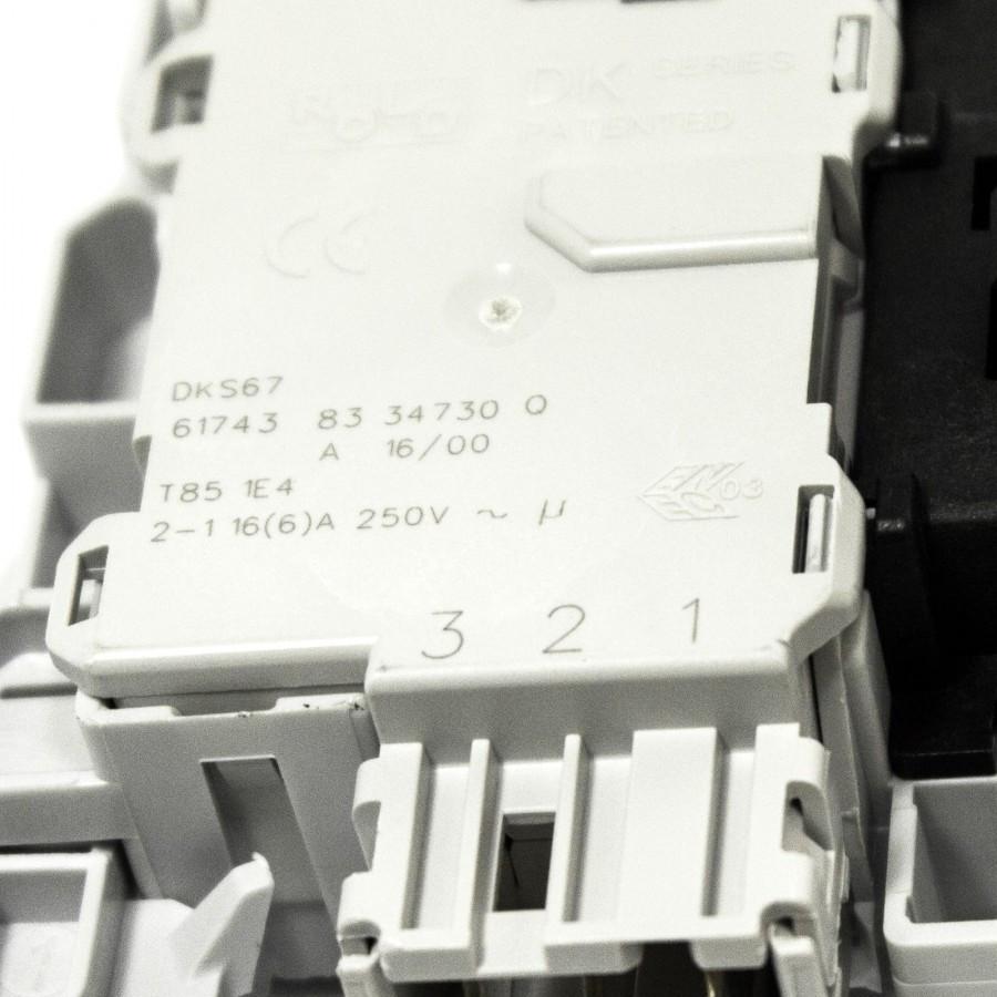 Замок люка стиральной машины BOSCH  619468