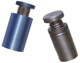 Винтовая опора под прихват немагнитная D 65, H 140-220, винт 40х5 (YT-3607) CNIC 37723