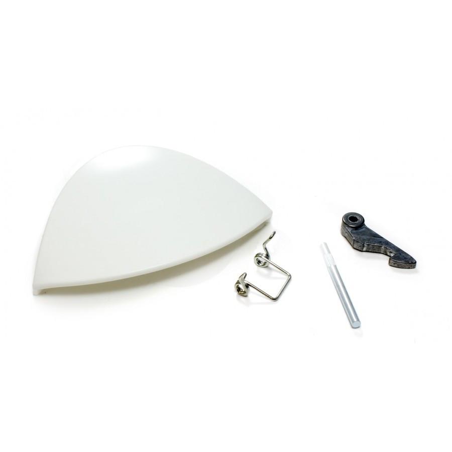 Ручка люка / комплект / INDESIT / 075323 / 141736 / 3106010 / DHL001ID