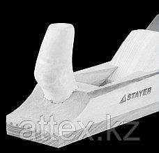 """Рубанок STAYER """"MASTER"""" деревянный, 240мм  1854-24_z01"""
