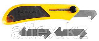 Набор OLFA Резак для пластика усиленный с 3-мя лезвиями PC-L, 13мм OL-PC-L