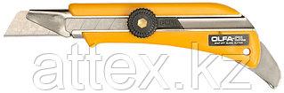 Нож OLFA с выдвижным лезвием для ковровых покрытий, 18мм OL-OL