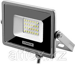 Прожектор LEDPro светодиодный, STAYER Profi 57131-20, 20Вт