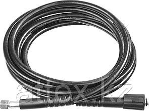 Шланг высокого давления ЗУБР для минимоек, 70-225 Атм, 5м, для пистолета 375 серии 70411-375-5