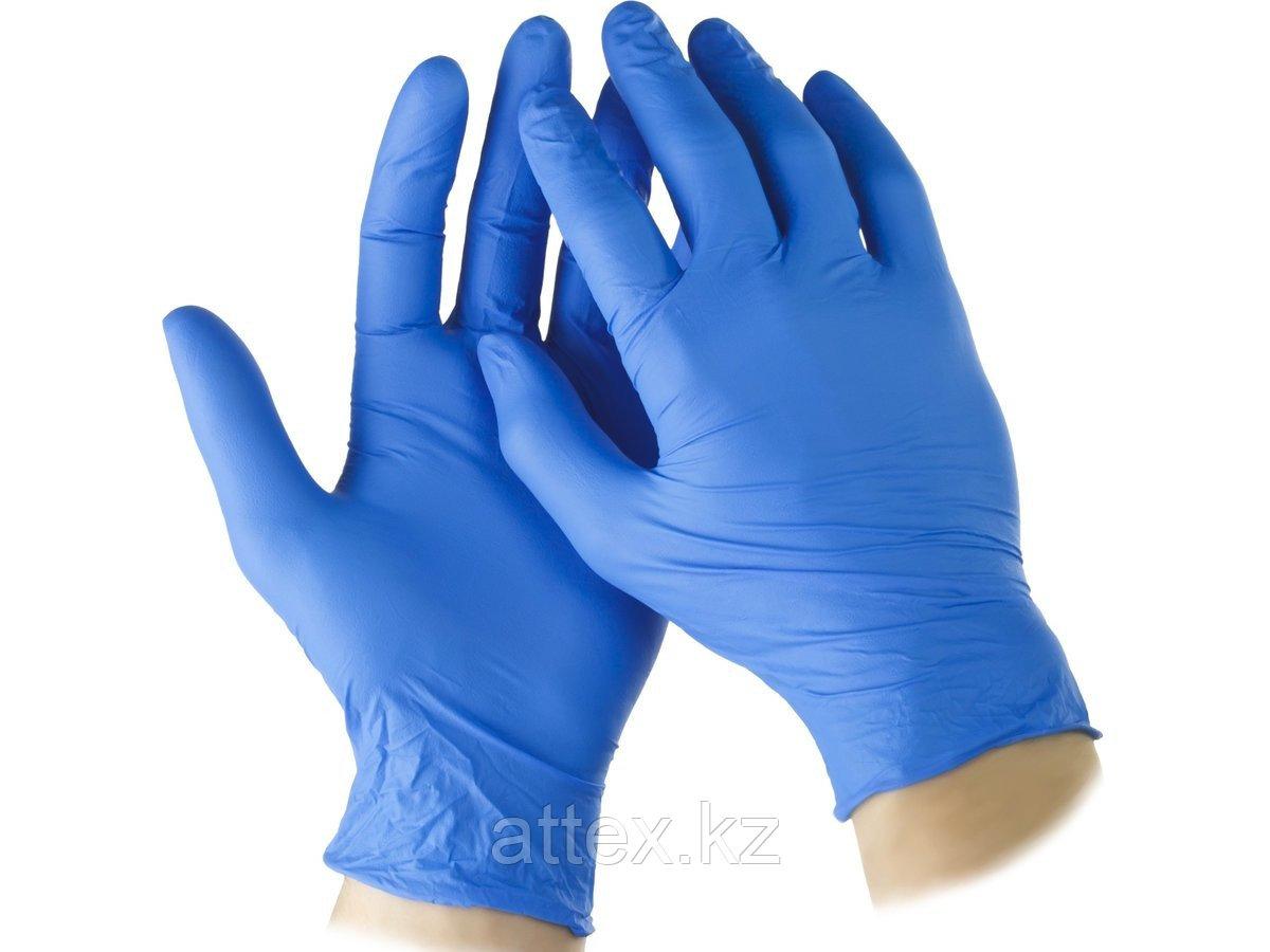"""Перчатки STAYER """"PROFI"""" нитриловые экстратонкие, XL, 100шт 11203-XL"""