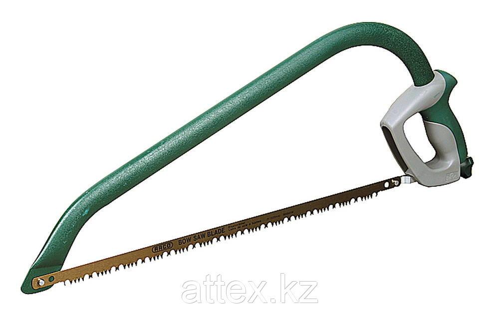 Пила лучковая RACO садовая, с 2-компонентной ручкой, 533мм 4216-53/355