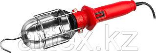 Светильник переносной с выключателем, 5м, 60 Вт/220В, ЗУБР  61802_z01