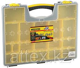 """STAYER """"MULTIMAX"""". Ящик пластмассовый для инструмента, 16,5"""" 2-38032"""