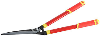 Кусторез, стальные телескопические ручки, профильные лезвия с тефлоновым покрытием, 665-825мм  8-423783_z01