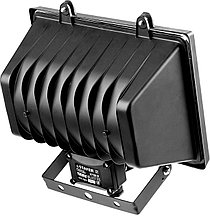 """Прожектор STAYER """"MASTER"""" MAXLight галогенный, с дугой крепления под установку, черный, 1000Вт 57105-B"""