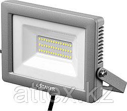 Прожектор LEDPro светодиодный, STAYER Profi 57131-30, 30Вт