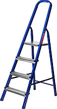 Лестница-стремянка стальная, 4 ступени, 80 см, MIRAX  38800-04