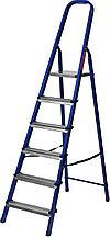 Лестница-стремянка стальная, 6 ступеней, 121 см, MIRAX  38800-06